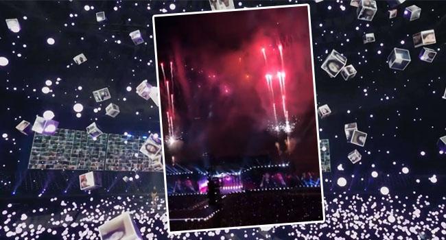Apa Maksud Kembang Api di Konser BTS yang Bikin Penasaran ...
