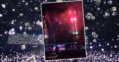 Apa Maksud Kembang Api di Konser BTS yang Bikin Penasaran ARMY?