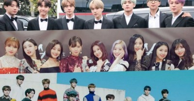 Daftar 20 Album KPOP Terlaris Sepanjang Masa, BTS Masih Tak Terkalahkan