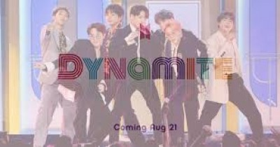 Teaser Foto BTS 'Dynamite' Dirilis Big Hit, #1stDynamiteTeaser Trending di Twitter