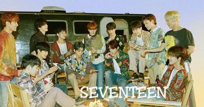 SEVENTEEN Dapat Penghargaan di Korean Popular Culture and Arts 2020