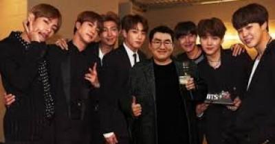 Member BTS dapat Saham Big Hit Entertainment, Segini Nilainya