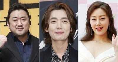 4 Pemeran Utama Film Apgujeong Report, Aktor Kawakan Ma Dong Seok Dipastikan Ikut