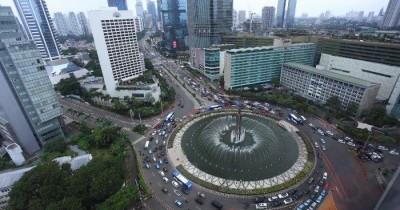 6 Fakta Mobil Tercebur di Bundaran HI Jakarta