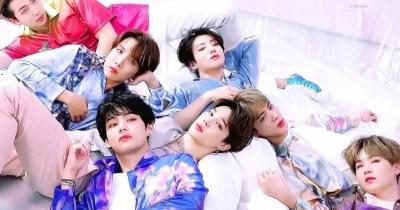 Jadwal Rilis Lagu dan Album BTS Map of The Soul 7 versi Jepang