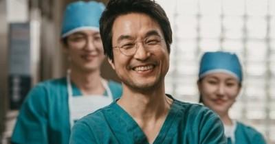 Profil dan 8 Fakta Han Suk Kyu, Pemeran Guru Kim di Drakor 'Dr. Romantic 2'