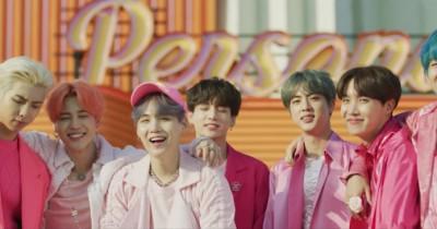 8 Foto BTS untuk Album Map of The Soul: Persona Versi Kedua