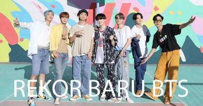 Prestasi BTS Terbaru, Mencetak Sejarah di US Billboard Charts