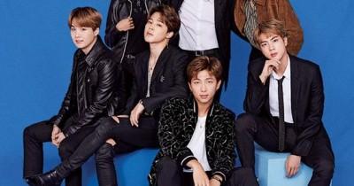 BTS Raih Peringkat #1 Boygroup dengan Brand Reputation Tertinggi 27 Bulan Berturut-turut