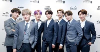 BTS akan terima Penghargaan James A. Van Fleet Award di Bulan Oktober