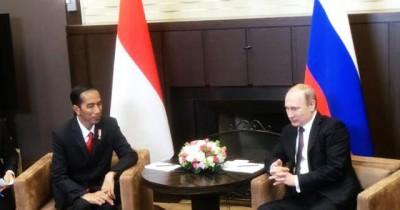 6 Fakta Penilangan Presiden Rusia yang Dibandingkan dengan Jokowi