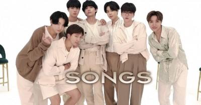 Siap-siap BTS akan Tampil di NHK SONGS pada 18 Juli Besok