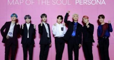8 Foto BTS untuk Album Map of The Soul: Persona Versi Ketiga