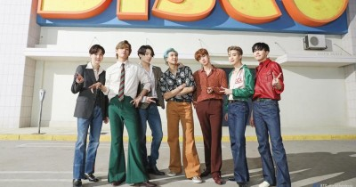 Big Hit Entertainment Rilis BTS Dynamite NightTime Version