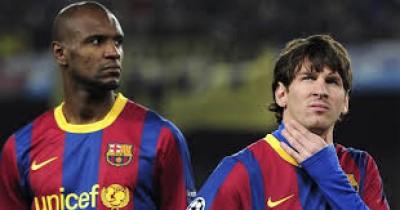 5 Fakta Perseteruan Messi dan Abidal yang Memanaskan Barcelona
