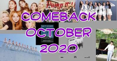 Daftar Nama Idol yang Comeback di Oktober 2020, Mulai dari BLACKPINK, TWICE hingga TXT