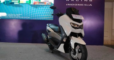 10 Fakta Yamaha All New NMAX Connected ABS bisa Dicolok Smartphone