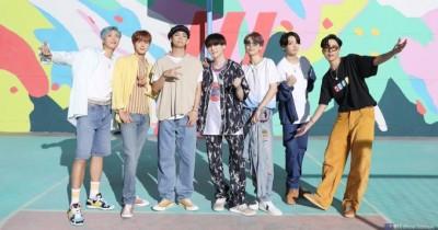 BTS jadi Artis Paling Banyak Ditonton Minggu Ini Berkat Lagu Dynamite