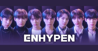 Arti Nama Fandom Enhypen 'Engene', Grup Idol Jebolan I-LAND Survival Show