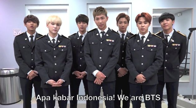 Jadwal BTS Tayang di TV Indonesia 2020 yang Banyak Dicari Netizen