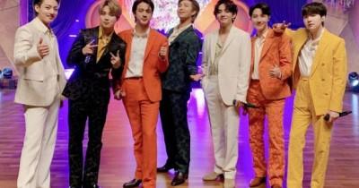 Debut BTS 'Butter' di UWC's Singles Chart Berbuah Rekor Baru