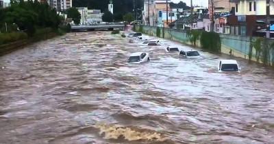 Korea Selatan Terendam, Negara Asal BTS ini Alami Banjir Terparah Sepanjang Sejarah