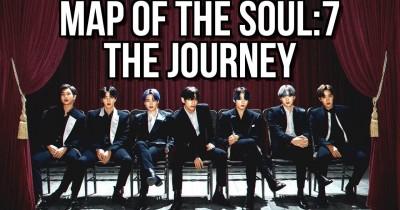 Tampilan Storyline Lagu BTS MOTS: 7- The Journey di Spotify, Sumpah Keren Banget!