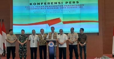 6 Fakta Update Terbaru Corona di Indonesia Capai 96 Kasus