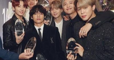 5 Penghargaan BTS Tertinggi, Prestasi paling Membanggakan yang Diraih BangTan Boys