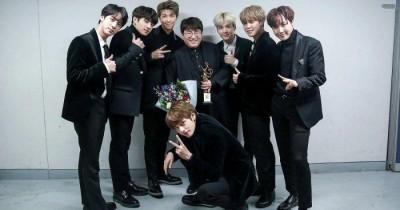 Jadi Founder Big Hit Entertainment, Ini Pacar Bang PD yang Cantiknya Bagai Bidadari