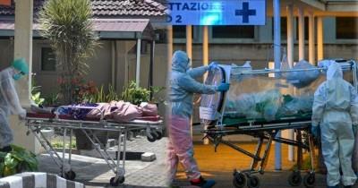 Kondisi Rumah Sakit Italia Memprihatinkan Akibat Wabah Virus Corona