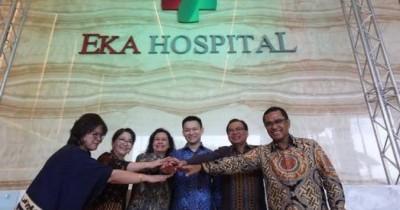 5 Fakta Pasien Diduga Suspect Virus Corona Ditemukan di RS Eka Hospital Cibubur