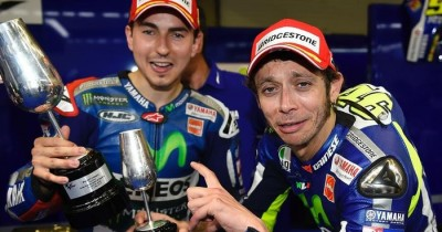 7 Fakta Rossi dan Lorenzo yang Bergabung Satu Tim di Petronas Yamaha