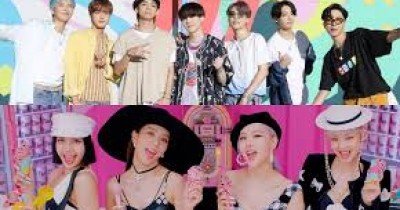 Cara Vote BTS dan BLACKPINK di E! People's Choice Awards 2020