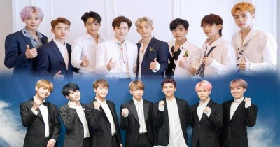 Kenapa BTS Lebih Terkenal Dibanding EXO, Jawaban yang Netral tanpa Memihak