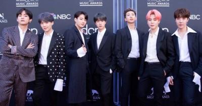 Kalah di Top Duo, BTS Berhasil Menang Kategori ini di Billboard Music Awards 2020