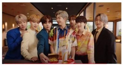Jadwal BTS di Bulan Mei 2021, Penuh dengan BTS Festa dan BTS Meal McDonald's