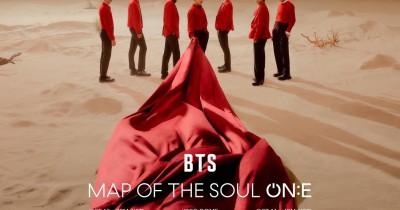 Harga Tiket Konser Online BTS Map of The Soul ON:E, Ternyata Cukup Terjangkau