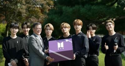 Apa itu Purple Box BTS? Kotak Harapan yang Dibuka 19 Tahun Lagi