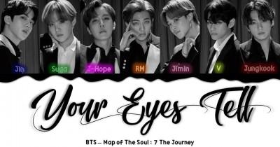 BTS 'Your Eyes Tell' Puncaki #1 iTunes 94 Negara di Seluruh Dunia