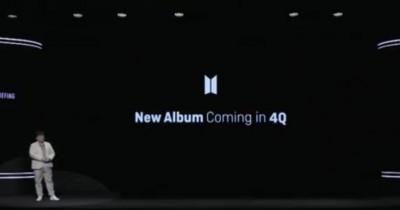 Big Hit Entertainment Keluarkan Bocoran Album Terbaru BTS Rilis dalam 4Q