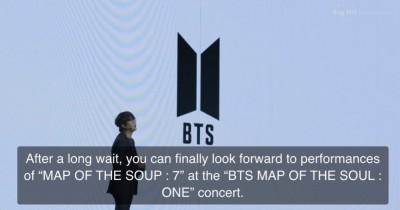 BTS Dijadwalkan Konser MOTS: One pada Bulan Oktober 2020