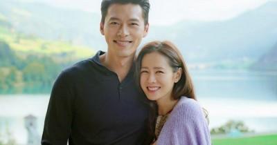 Dispatch Umumkan Pasangan Baru 2021, Hyun Bin dan Son Ye Jin