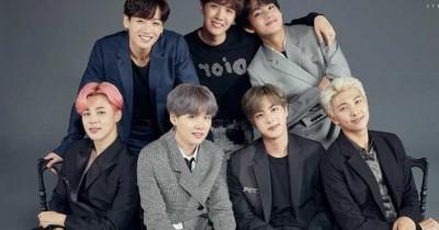 Sikap Anggota BTS saat Diajak Foto, Bikin Salut para ARMY