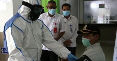Indonesia Paling Terakhir di Data Peringkat Tes Corona