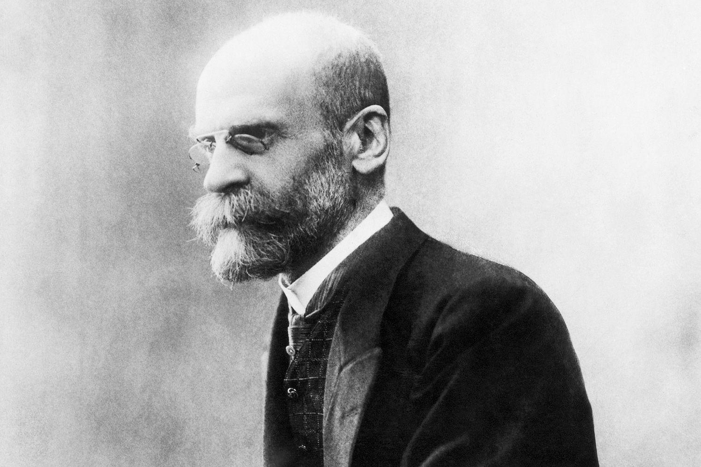 Fakta Emile Durkheim