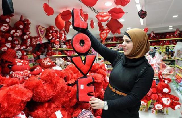 9 Fakta Panduan Hari Valentine di Arab Saudi