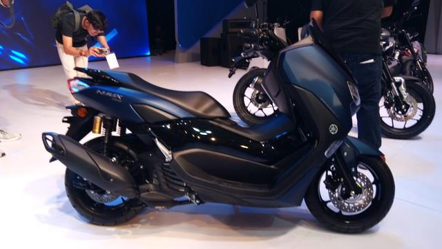 10 Fakta Yamaha All News NMAX Connected ABS bisa Dicolok Smartphone