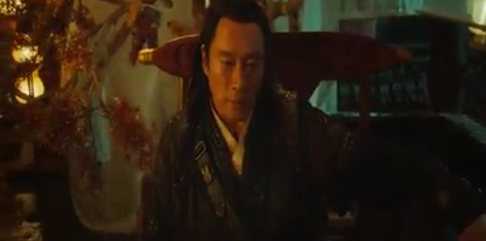 SINOPSIS WU SONGS BLOODY BATTLE WITH LION HOUSE (2021)