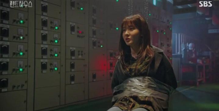 Min Seol-A ditangkap oleh Dan-tae dan Seo-jin
